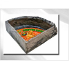 Zoomed Repti Rock Corner Water Dish small