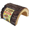 Zoomed Habba Hut (natural wood product) X LG