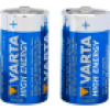 "Varta Batterien ""High Energy"" C Alkaline 2 Stück"