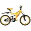KS Cycling Kinderfahrrad Fully Kinder-Mountainbike 16 Zoll Krazy