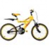 KS Cycling Kinderfahrrad Fully Kinder-Mountainbike 18 Zoll Krazy