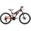 KS Cycling Kinderfahrrad MTB Fully 24'' Nice
