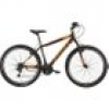 26 Zoll Mountainbike Montana Escape 18 Gang... schwarz-orange, 38cm