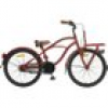 22 Zoll Kinder Cruiser Popal Black Fighter B2200 ohne... rot
