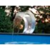 Ubbink MAMBA Acryl LED Wasserfall Element Pool 54cm