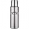 Thermos Isolierflasche Stainless King Edelstahl Steel 0,47l