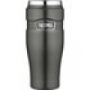 Thermos Isolierbecher Stainless King Edelstahl Grey 0,47l