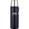 Thermos Isolierflasche Stainless King Edelstahl Midnight Blue 0,47l