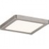 Paulmann LED Einbaupanel Areo nickel matt, eckig, 80 x 80mm, IP 23
