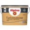 Alpina Farbrezepte Sattes, lebendiges Orange 2,5 l, Marrakesch, Innenfarbe, matt