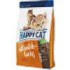 Happy Cat Katzentrockenfutter Supreme, Atlantic-Lachs 1,4 kg, Happy Cat 1,4 kg