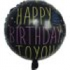 TIB Heyne Folienballon Happy Birthday